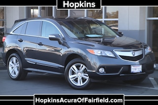Used 2014 Acura RDX Technology Package SUV near Oakland