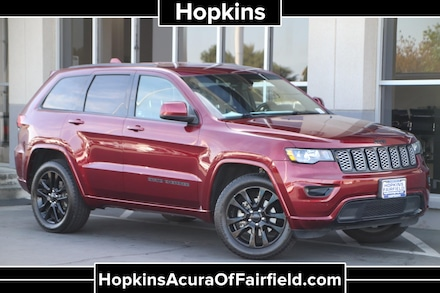 Featured Pre-Owned  2018 Jeep Grand Cherokee Altitude SUV for Sale near Napa, CA