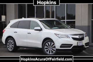 Used 2014 Acura MDX 3.5L Technology Package SUV near Oakland