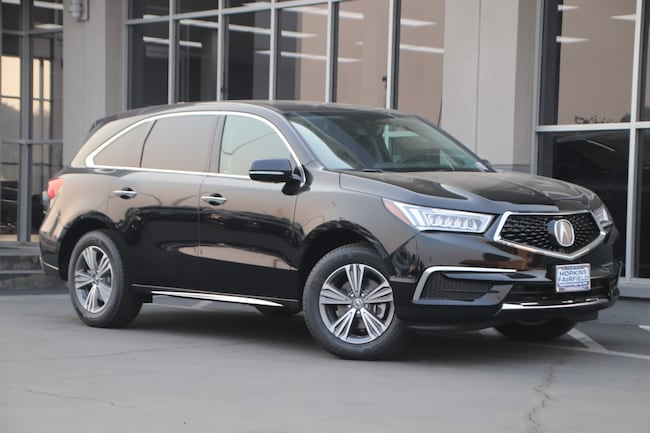 New 2020 Acura MDX Base SUV for sale in Fairfield, California at Hopkins Acura