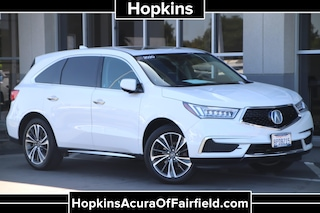Certified Used 2020 Acura MDX Technology SUV in Fairfield, CA