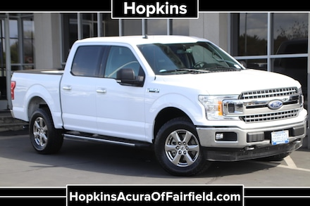 Featured Pre-Owned  2020 Ford F-150 XLT Truck for Sale near Napa, CA