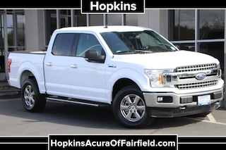Used Commercial 2020 Ford F-150 XLT Truck for Sale in Fairfield, CA