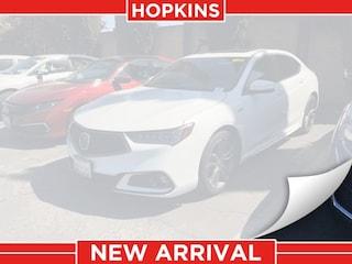 Used 2018 Acura TLX 3.5L V6 Sedan near Oakland
