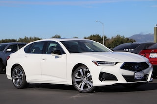 New 2021 Acura TLX SH-AWD with Advance Package Sedan for Sale in Fairfield, CA