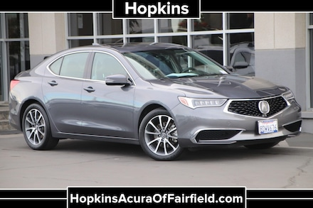 Featured Pre-Owned  2018 Acura TLX 3.5L V6 Sedan for Sale near Napa, CA