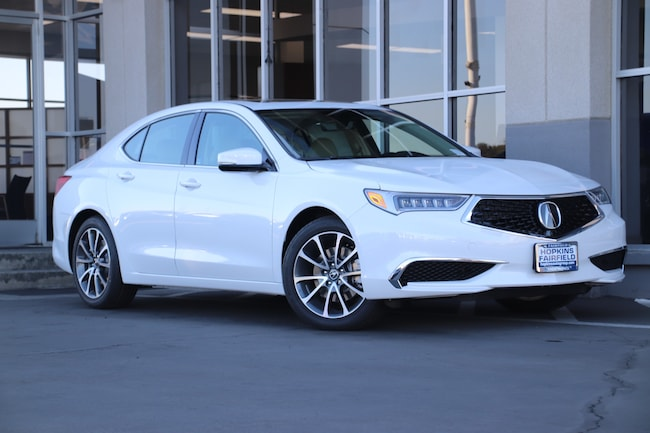 New 2019 Acura TLX 3.5 V-6 9-AT P-AWS Sedan for sale in Fairfield, California at Hopkins Acura