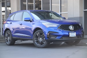 2019 Acura RDX with A-Spec Package