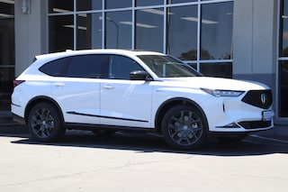 New 2022 Acura MDX SH-AWD with A-Spec Package SUV in Fairfield, CA