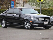 2012 Mercedes-Benz C-Class C300 4MATIC Sedan