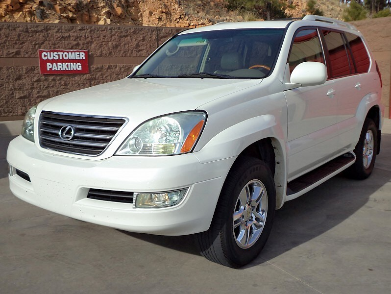 used 2006 lexus gx 470 for sale az. Black Bedroom Furniture Sets. Home Design Ideas