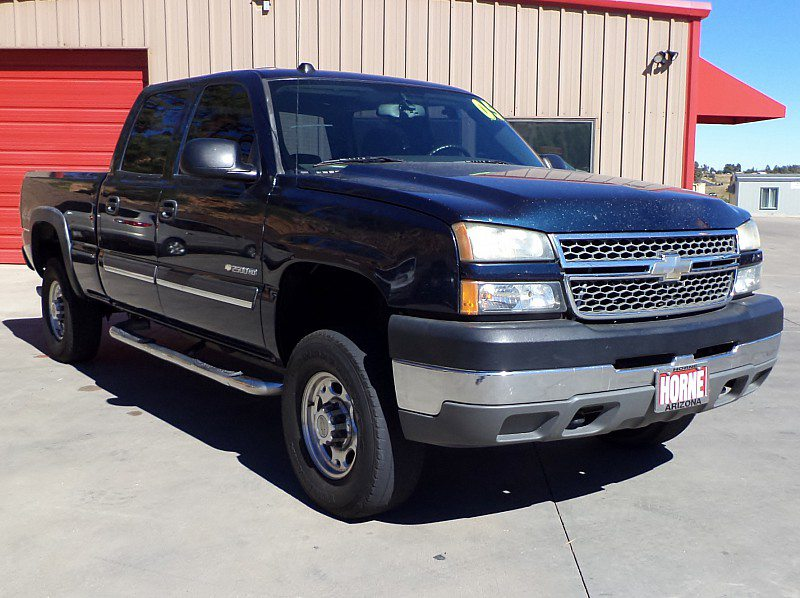 used 2005 chevrolet silverado 2500hd for sale az. Black Bedroom Furniture Sets. Home Design Ideas