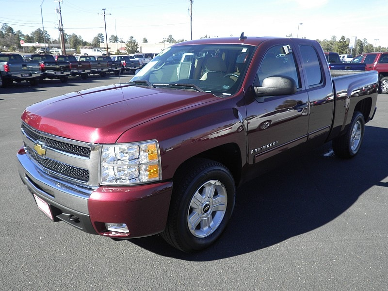 used 2009 chevrolet silverado 1500 for sale az. Black Bedroom Furniture Sets. Home Design Ideas