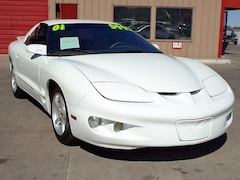 2001 Pontiac Firebird Coupe