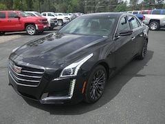 2017 CADILLAC CTS 3.6L Luxury Sedan