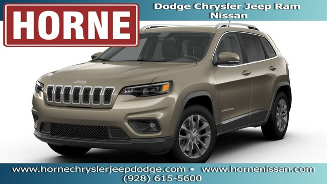 New  2019 Jeep Cherokee LATITUDE PLUS FWD Sport Utility for sale in globe az