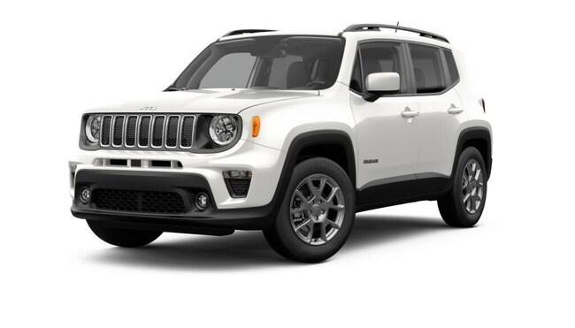 New  2019 Jeep Renegade LATITUDE 4X2 Sport Utility for sale in globe az