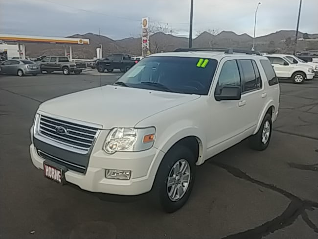 Used 2010 Ford Explorer XLT SUV for sale in Globe AZ