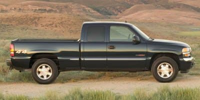 2006 GMC Truck Extended Cab