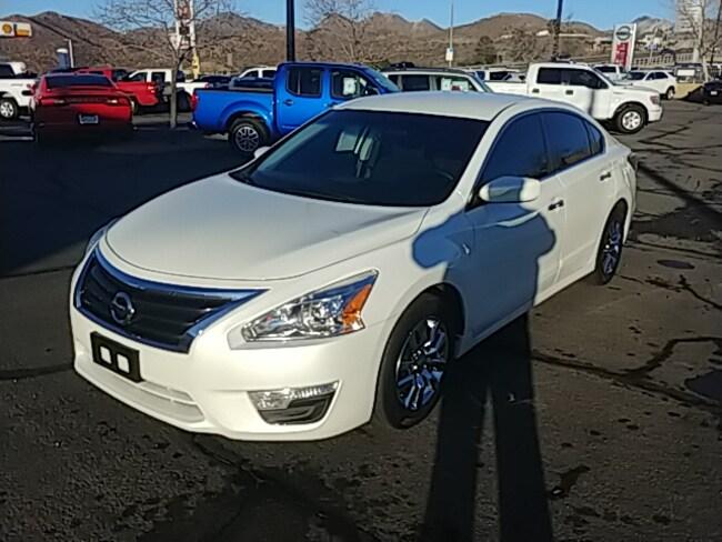 Used 2014 Nissan Altima 2.5 Sedan for sale in Globe AZ
