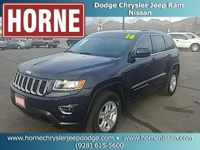Used 2016 Jeep Grand Cherokee Laredo 4x4 SUV for sale in Globe AZ