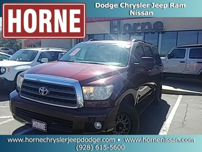 Used 2010 Toyota Sequoia SR5 4.6L V8 SUV for sale in Globe AZ