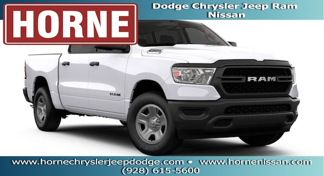 New  2019 Ram 1500 TRADESMAN CREW CAB 4X4 5'7 BOX Crew Cab for sale in globe az