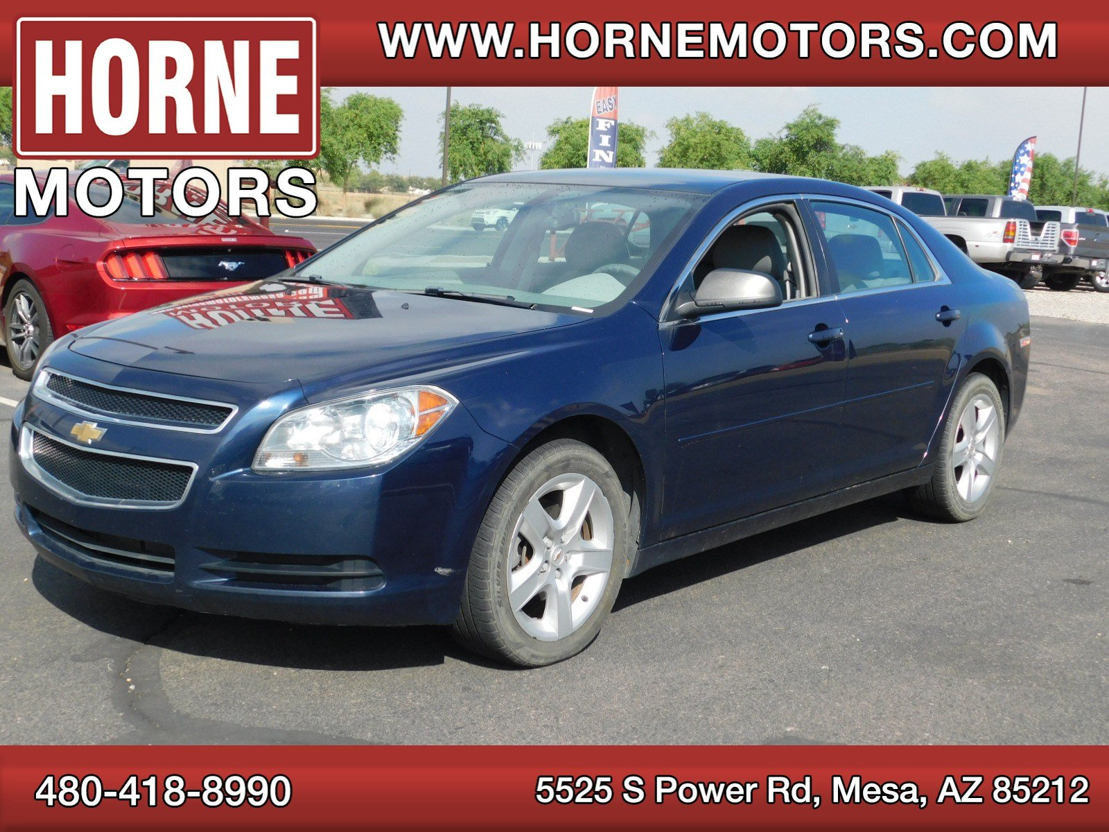 Used 2011 Chevrolet Malibu For Sale