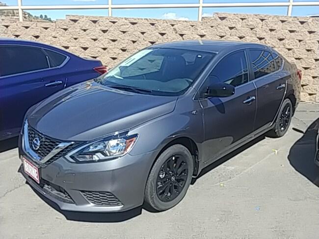 new 2018 Nissan Sentra S Sedan for sale in Globe AZ