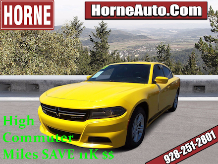 Featured Used 2017 Dodge Charger SE SE RWD for Sale in Show Low, AZ