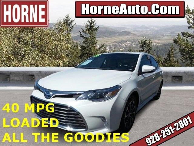 2018 Toyota Avalon Hybrid XLE Plus Hybrid XLE Plus