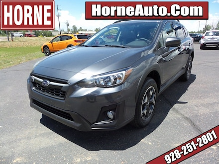 Featured New 2020 Subaru Crosstrek Premium SUV for Sale in Show Low, AZ