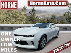 2017 Chevrolet Camaro LT Coupe 1G1FB1RX3H0196224