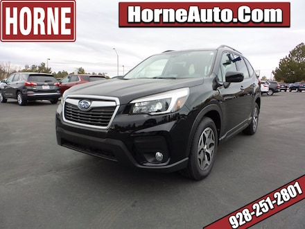 Featured New 2021 Subaru Forester Premium SUV for Sale in Show Low, AZ