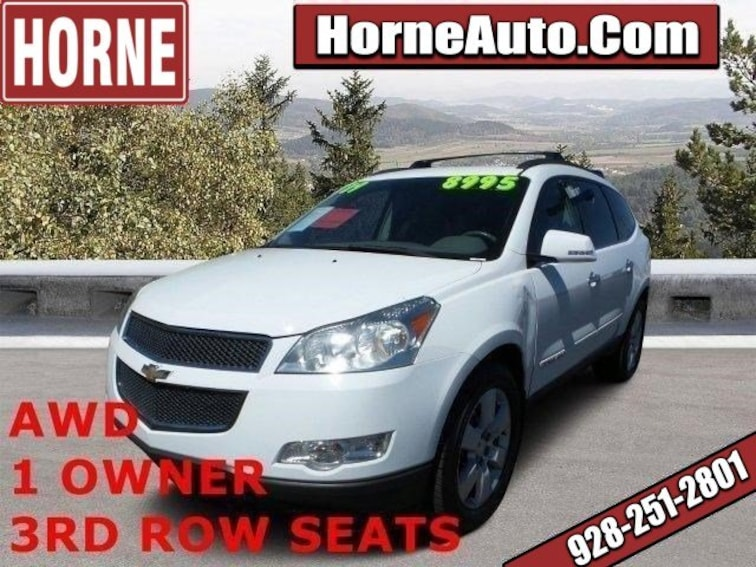 Used 2009 Chevrolet Traverse LT w/1LT AWD  LT w/1LT for sale in Show Low