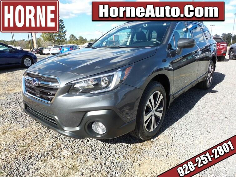 New 2019 Subaru Outback 2.5i Limited SUV Show Low AZ