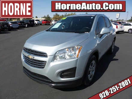 Featured Used 2016 Chevrolet Trax LS FWD  LS w/1LS for Sale in Show Low, AZ