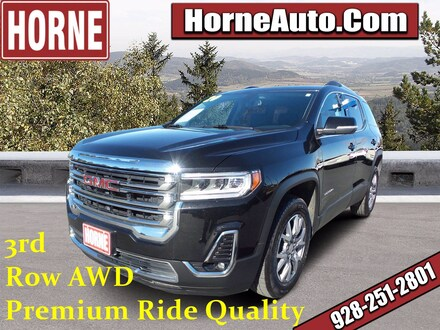 Featured Used 2020 GMC Acadia SLT AWD  SLT for Sale in Show Low, AZ
