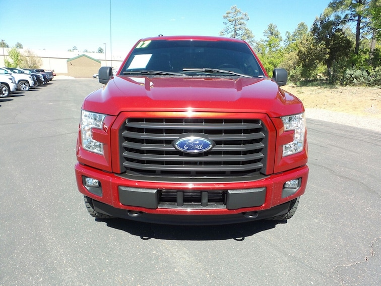 Show Low Ford >> Used Used 2017 Ford F 150 Show Low Az Horne Subaru Near Pinetop