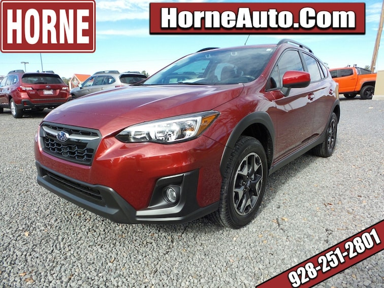 New 2019 Subaru Crosstrek 2.0i Premium SUV Show Low AZ
