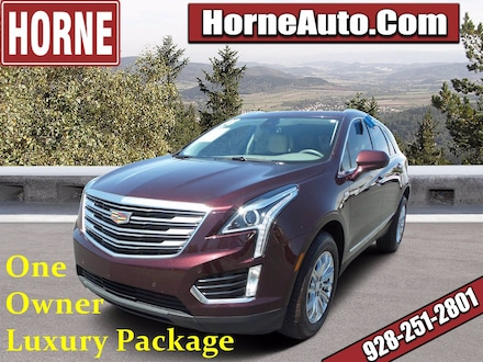 Featured Used 2018 Cadillac XT5 Luxury FWD FWD  Luxury for Sale in Show Low, AZ