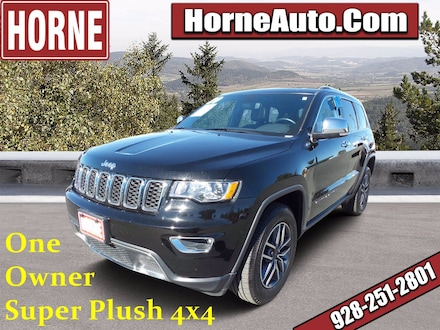 Featured Used 2020 Jeep Grand Cherokee Limited Limited 4x4 for Sale in Show Low, AZ