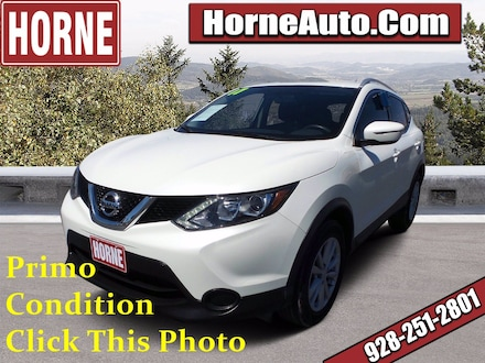 Featured Used 2017 Nissan Rogue Sport SV FWD SV for Sale in Show Low, AZ