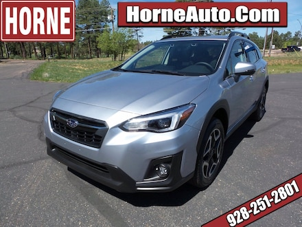 Featured New 2020 Subaru Crosstrek Limited SUV for Sale in Show Low, AZ