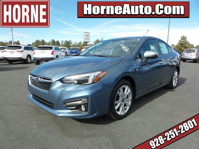 New 2018 Subaru Impreza 2.0i Limited 50th Anniversary Edition Sedan Show Low AZ