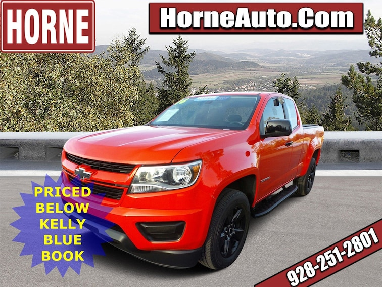Used 2016 Chevrolet Colorado 2WD LT 2WD Ext Cab 128.3 LT for sale in Show Low