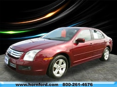 2006 Ford Fusion V6 SE V6 SE  Sedan