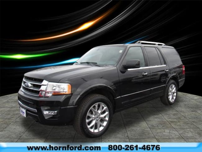 2015 Ford Expedition Limited 4x4 Limited  SUV