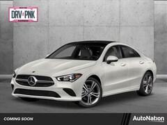 2021 Mercedes-Benz CLA 250 Coupe