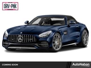 2020 Mercedes-Benz AMG GT C Convertible